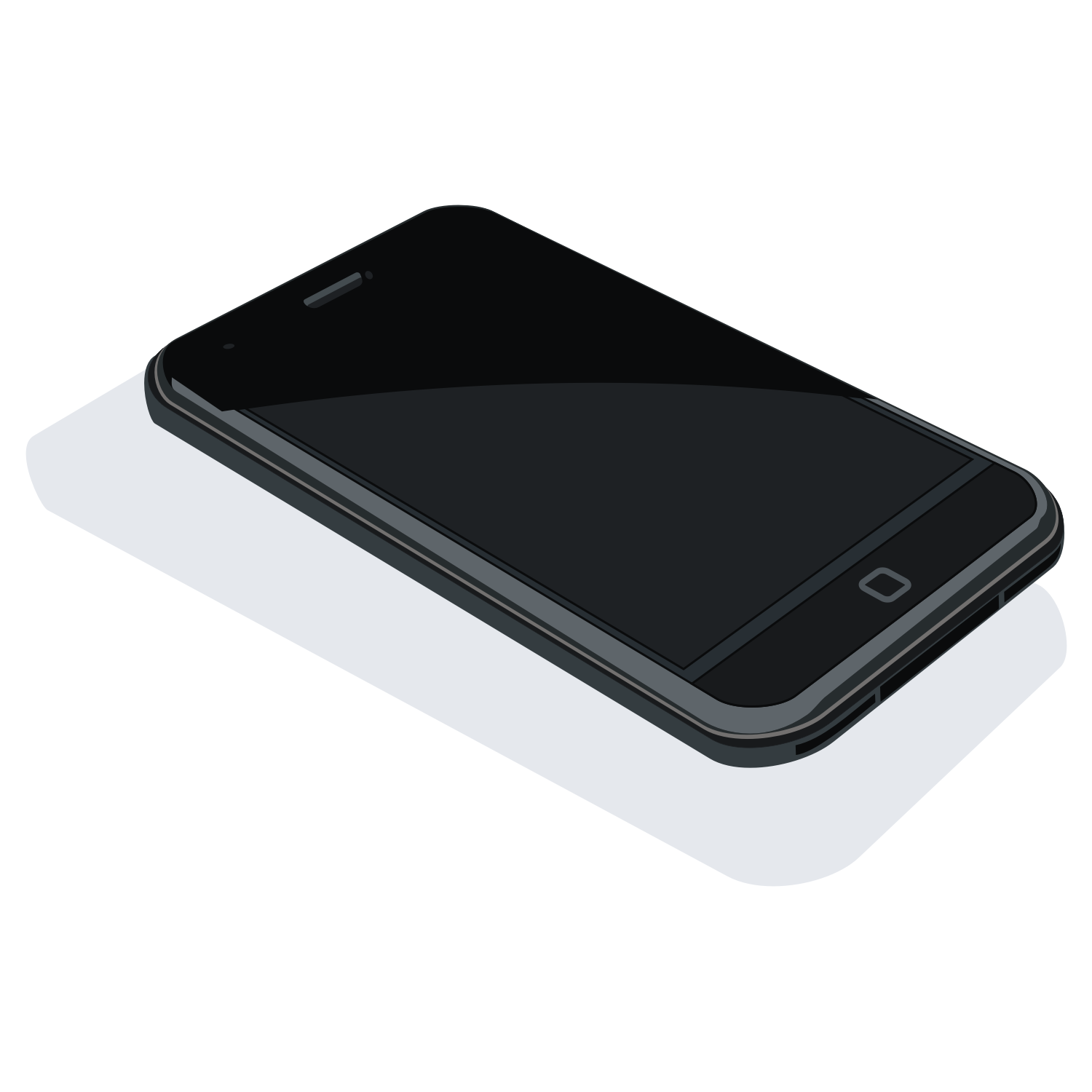 Full Size PNG Preview Black IPhone