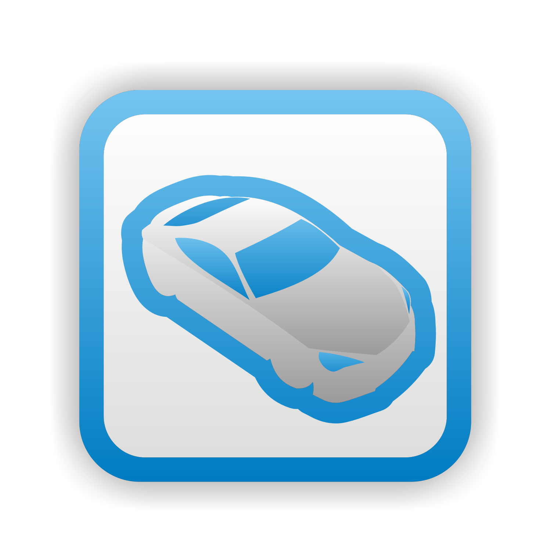 Dealership Car Vector