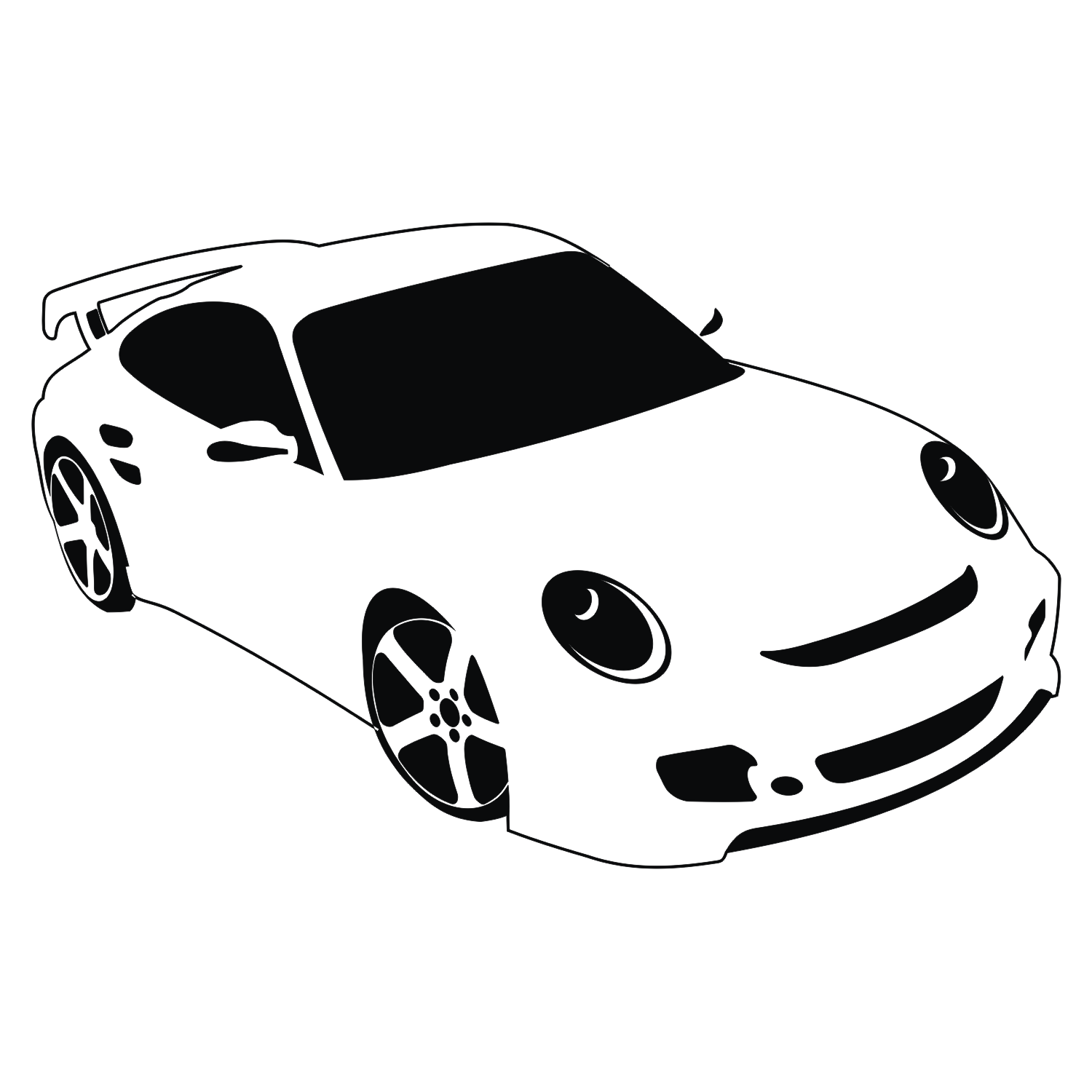 Vector For Free Use Sport Car