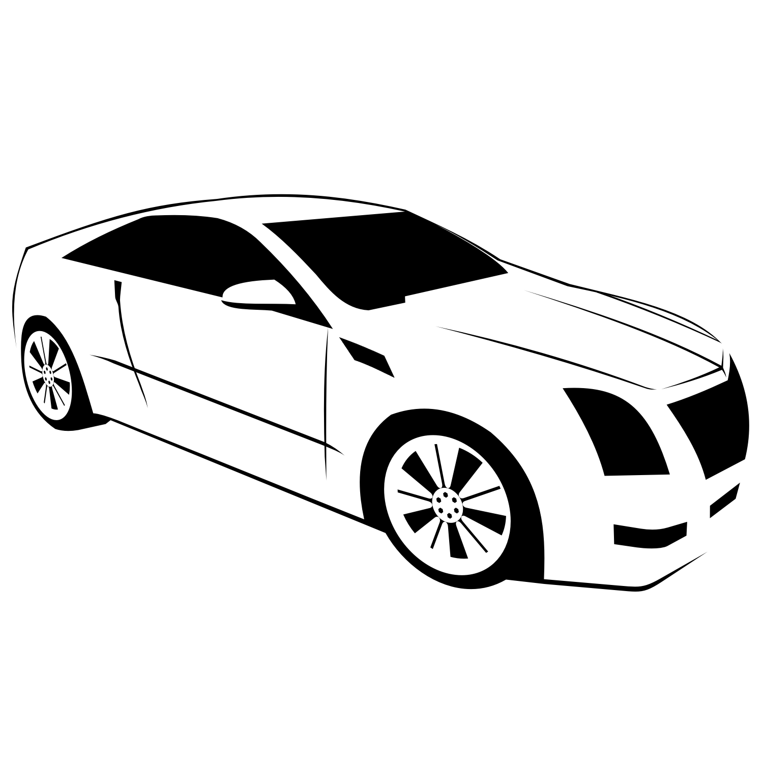 Easy Drawing Car together with Royalty Free Race Car Logo By Vector Tradition Sm 4435 together with 483747221 besides 113487962 also Black Car Front Silhouettes 252414. on sports car illustration