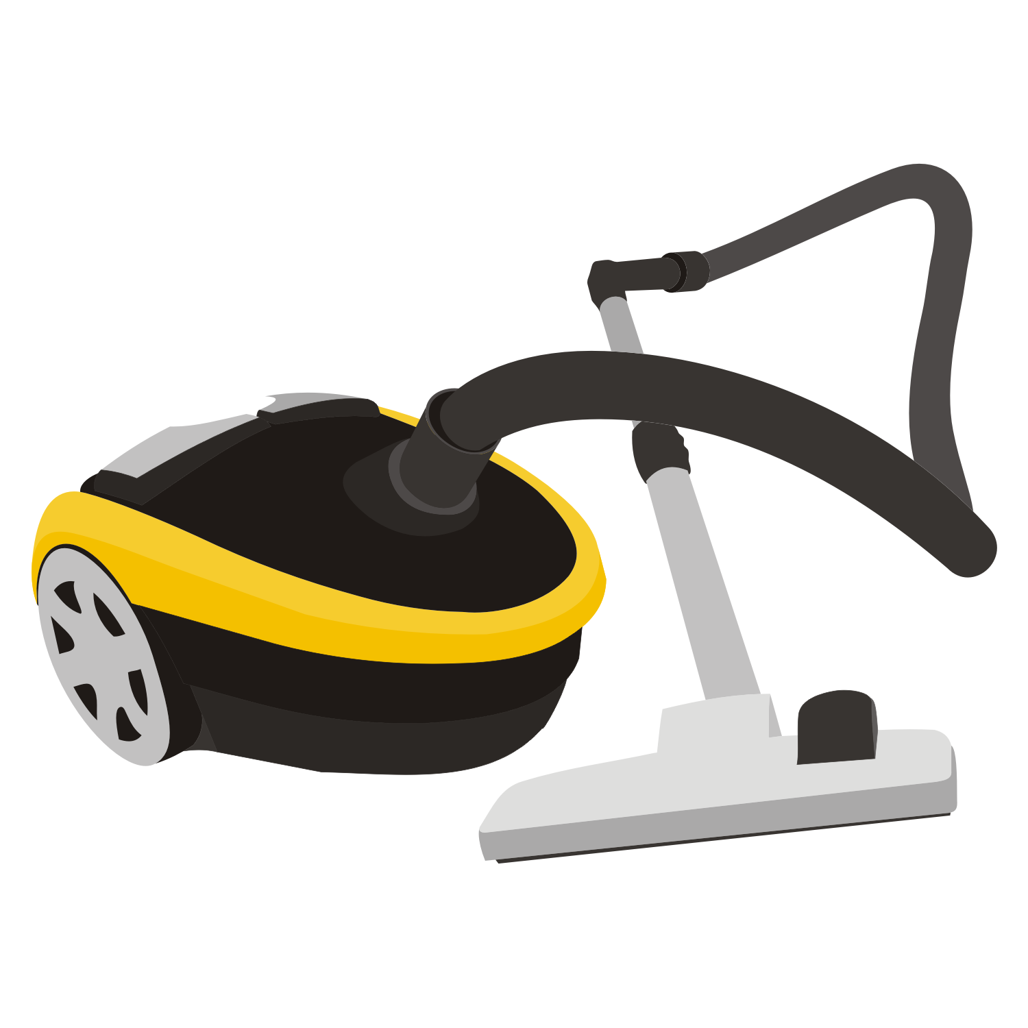 Vector For Free Use Vacuum Cleaner