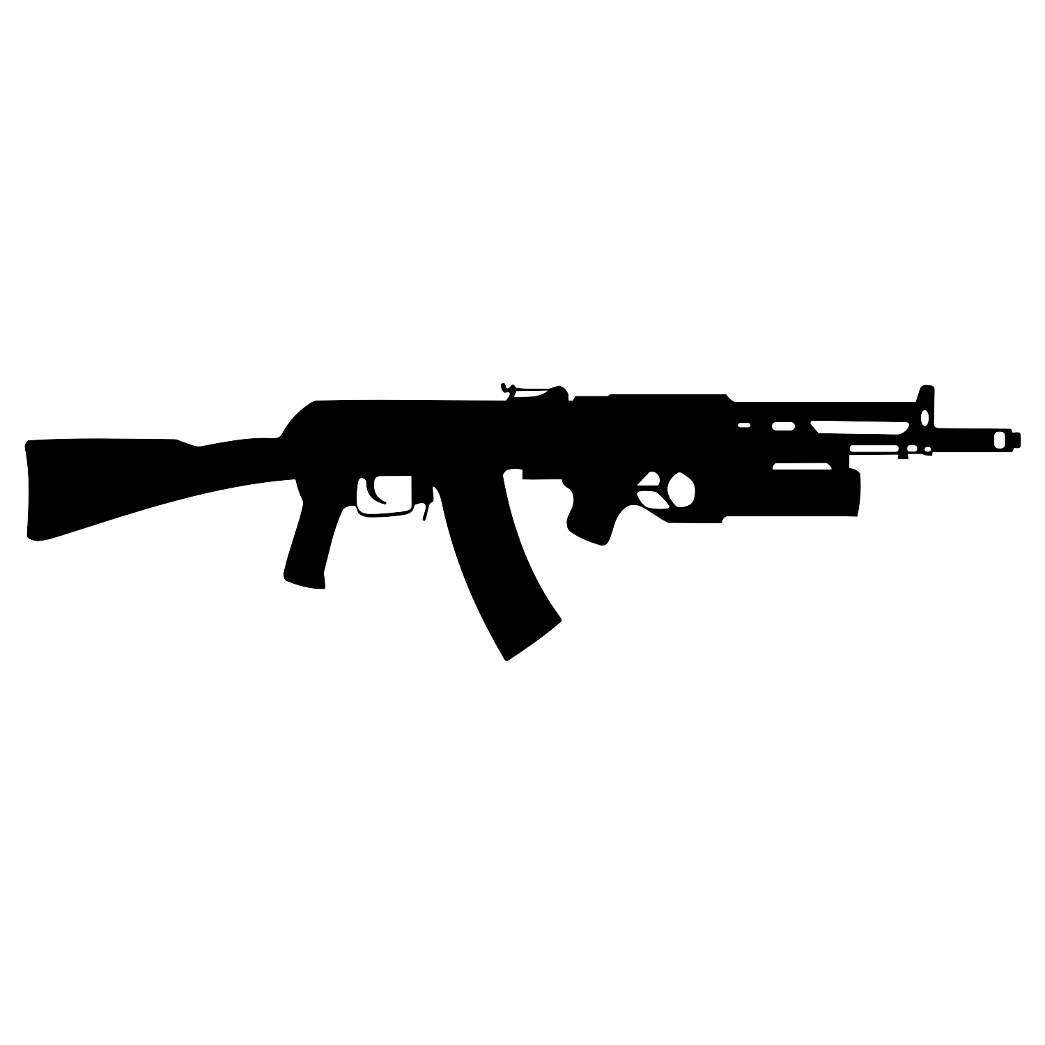 how to use the ak