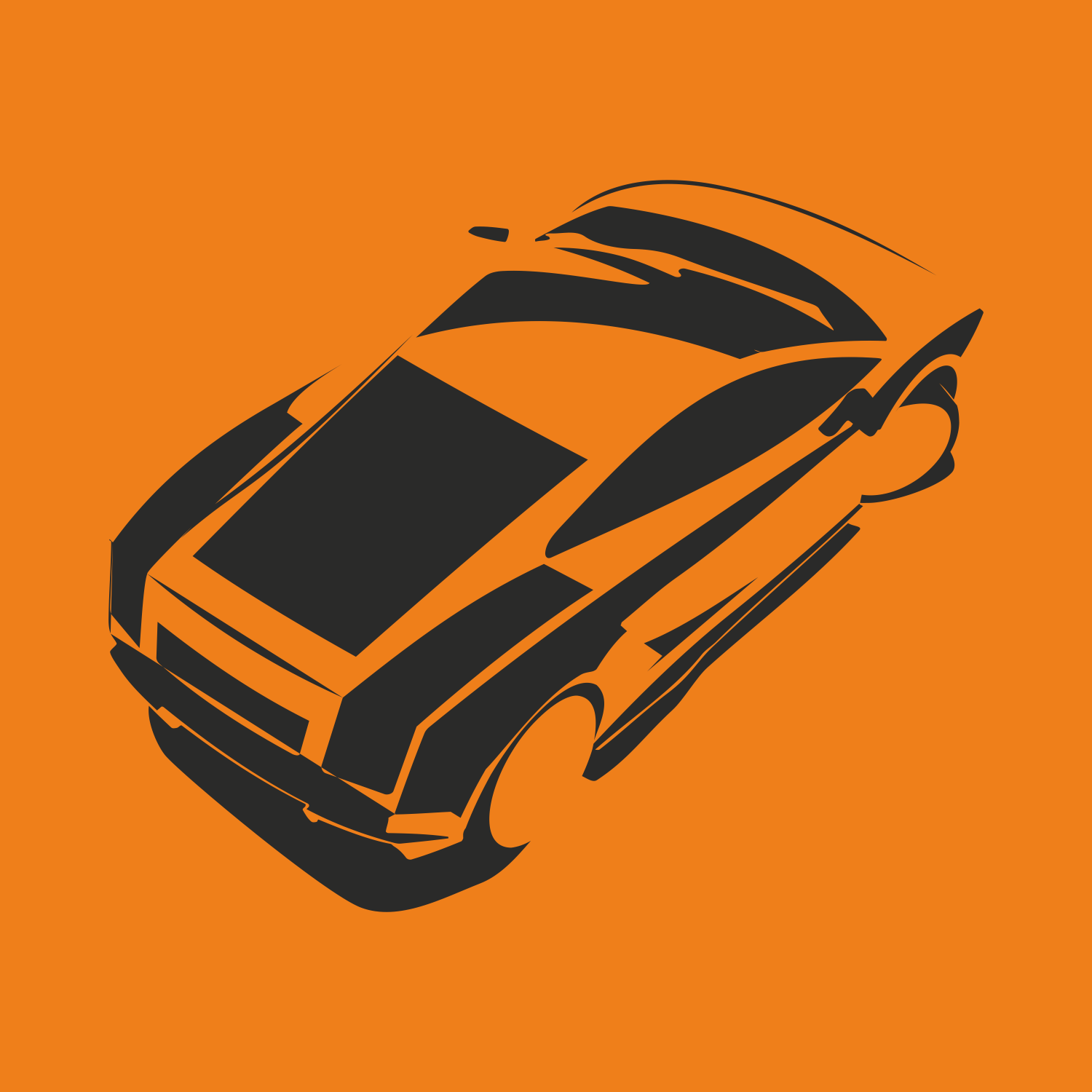 Vector For Free Use Lamborghini Logo