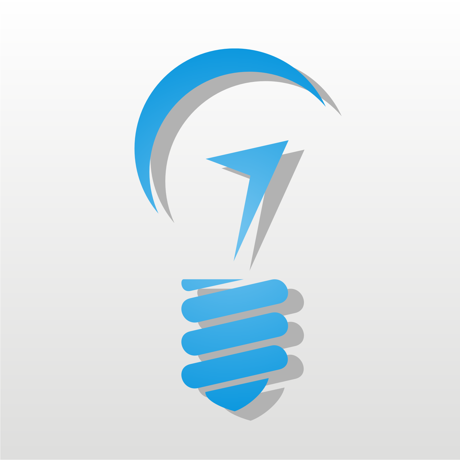 Vector For Free Use Light Bulb Logo