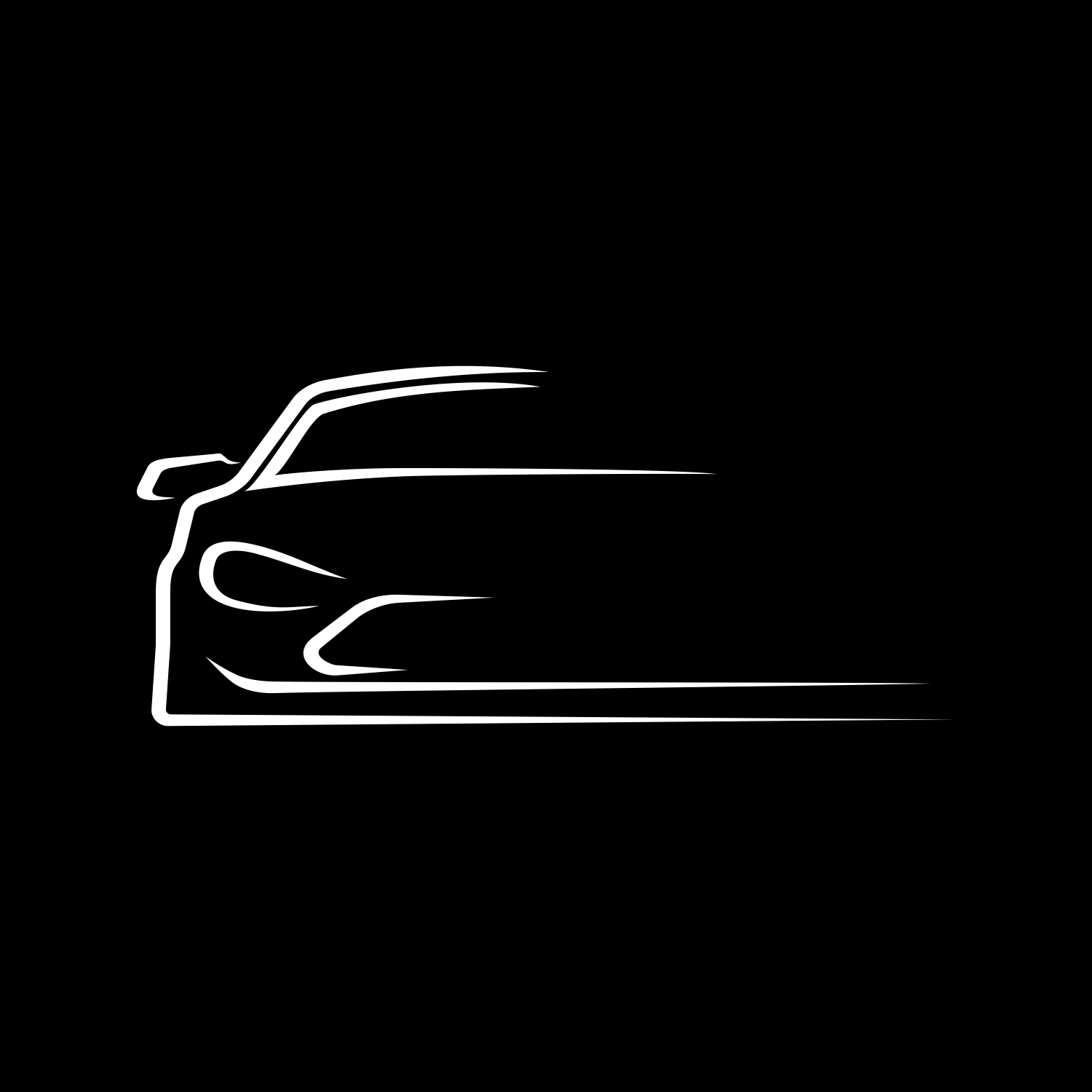 Vector For Free Use Car Logo