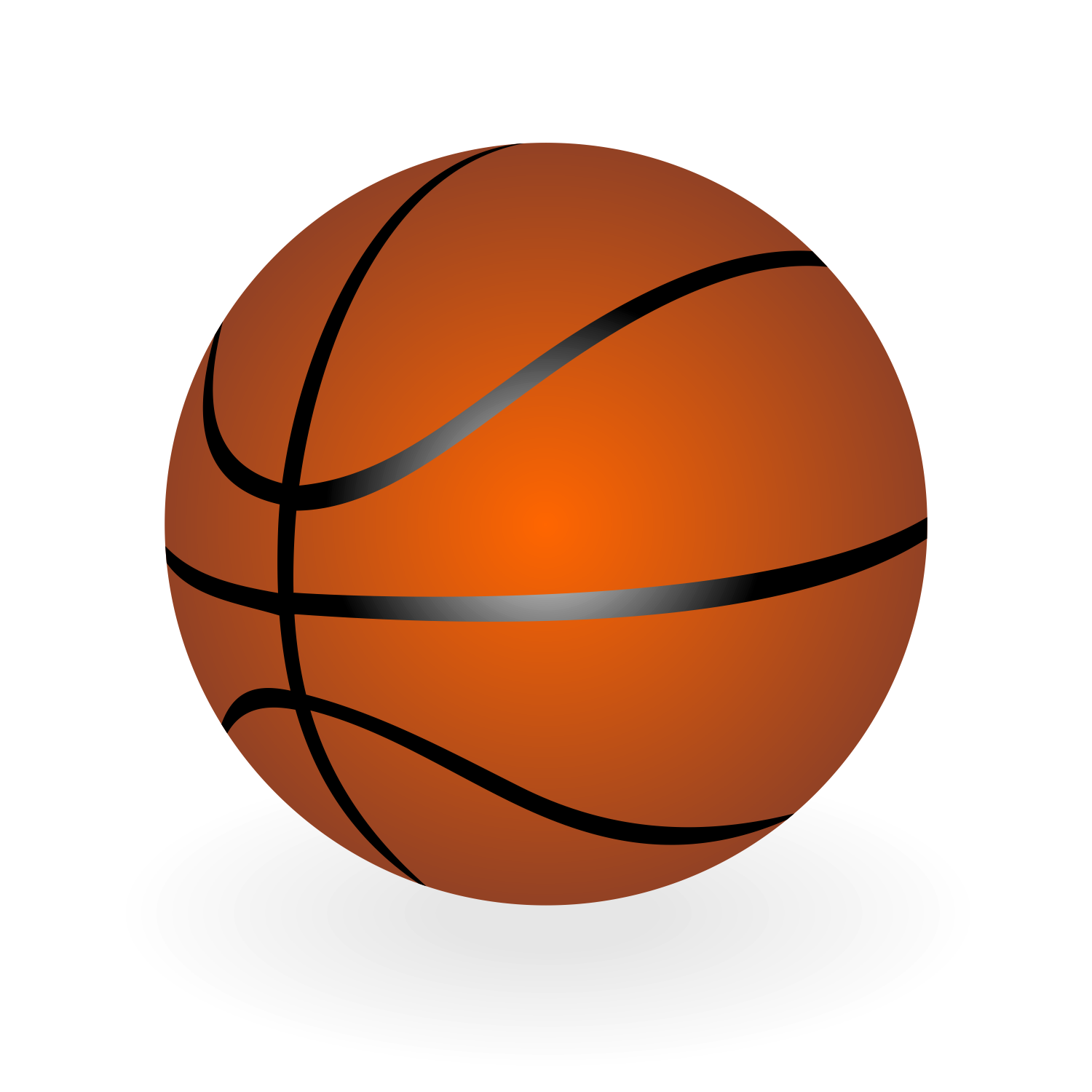 vector for free use basketball vector