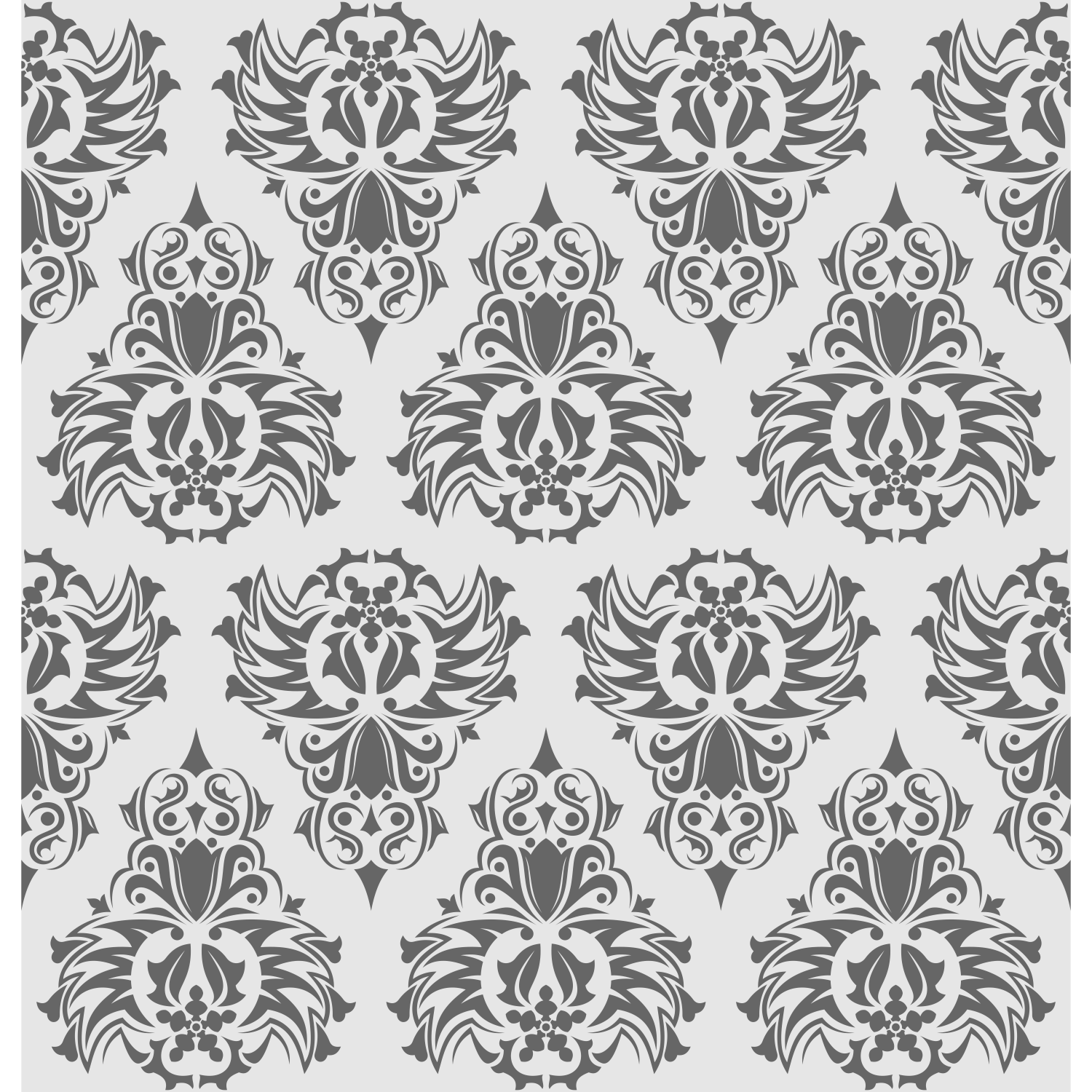 Vector For Free Use Floral Background Pattern