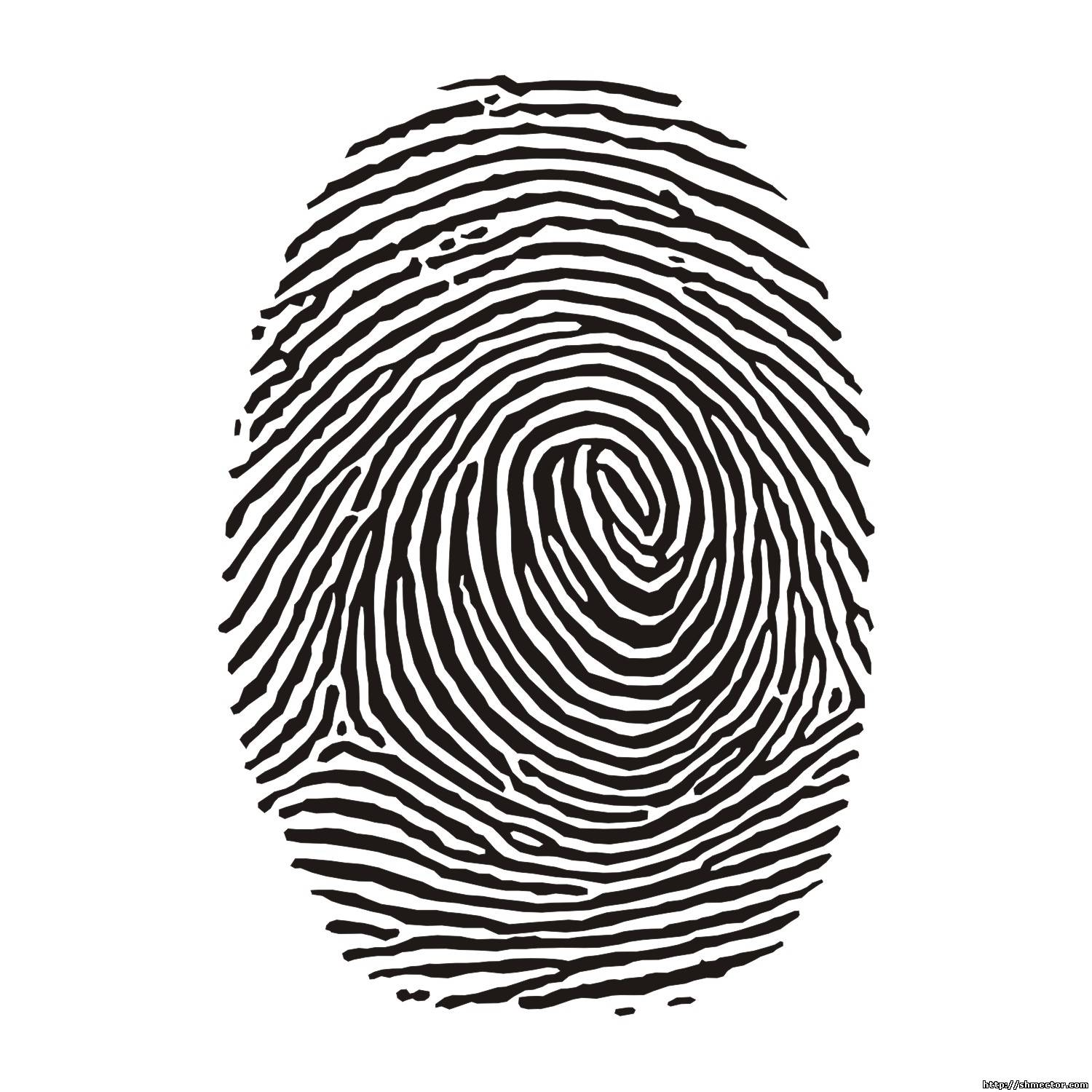 vector for free use  fingerprint