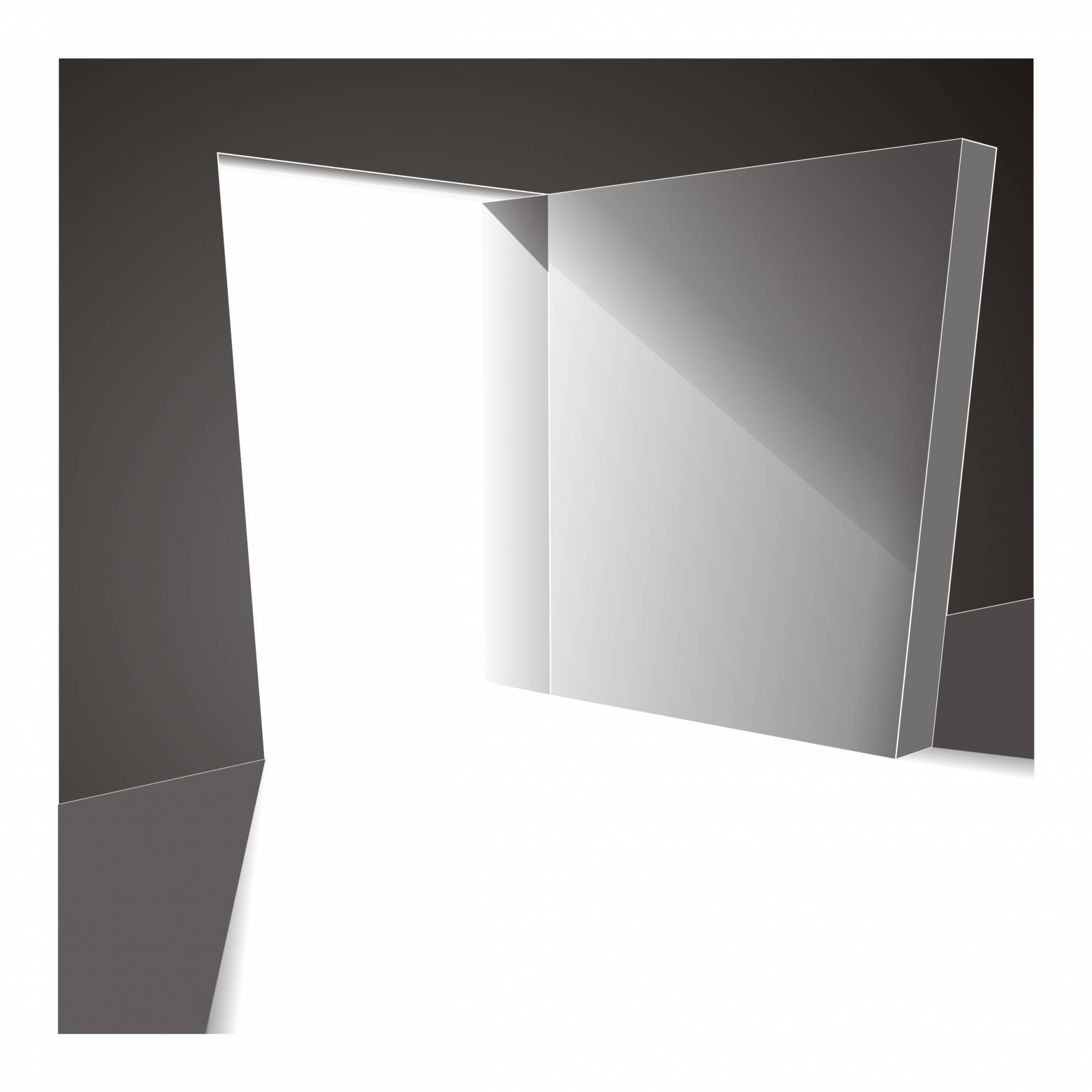 Vector for free use open door for 0pen door