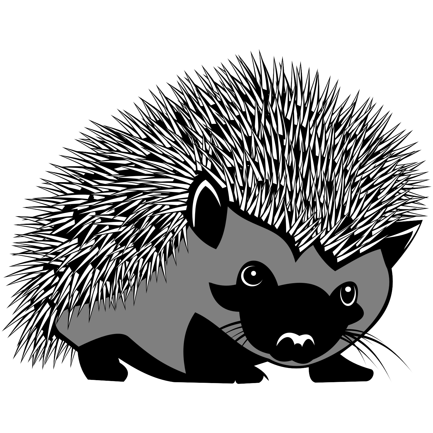 Hedgehog vector free