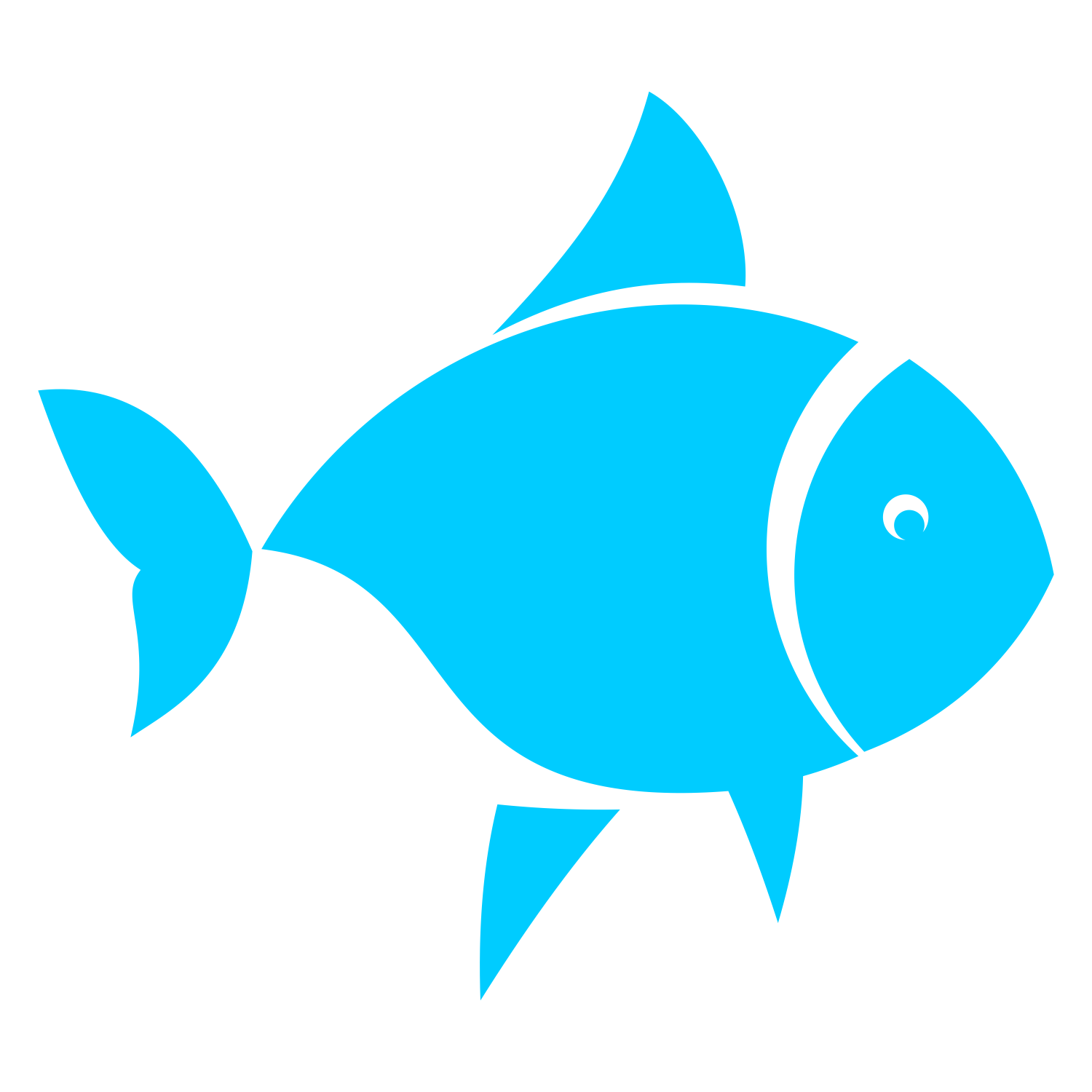 Vector for free use: Fish vector