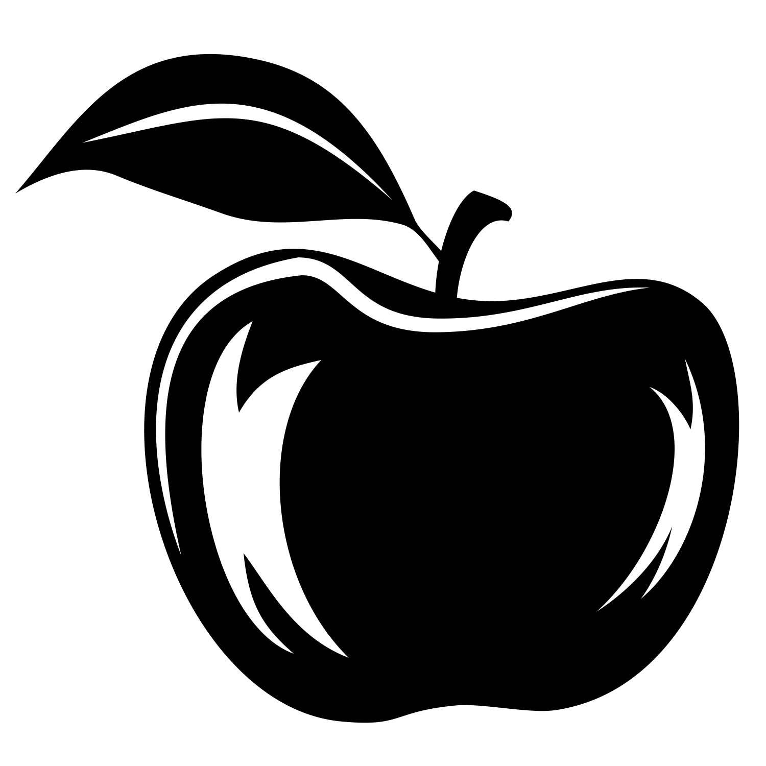 vector for free use apple vector