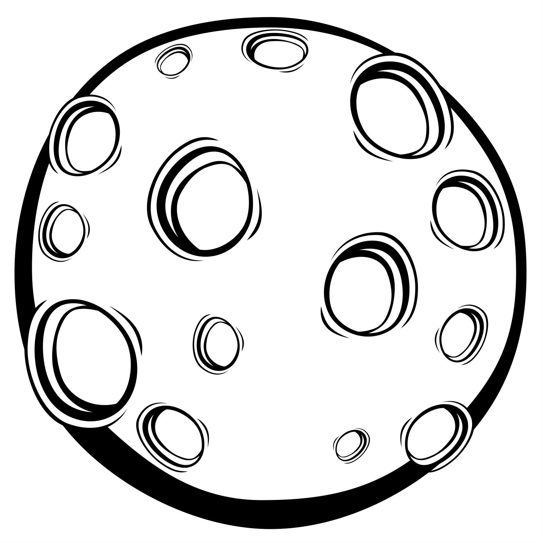 nine planets drawing - photo #8