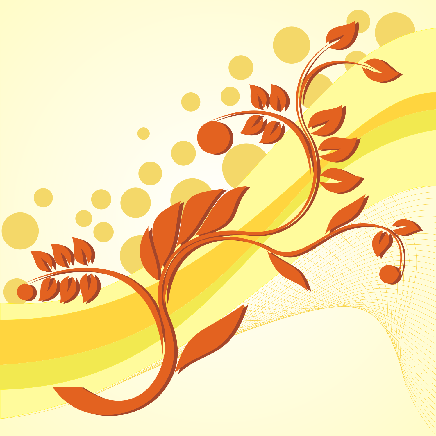 Vector for free use: Floral background for Vector Flower Background Png  173lyp