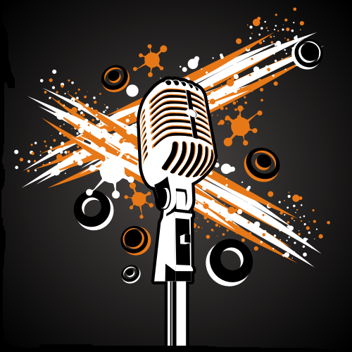 Microphone vector free