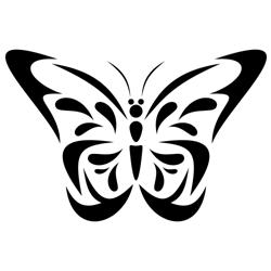 Butterfly tattoo