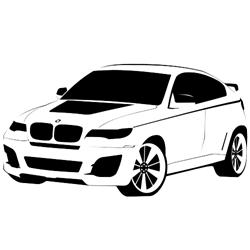 Vector BMW X6
