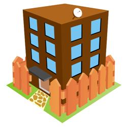 Building office vector