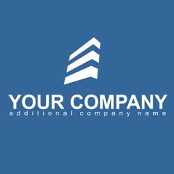 Building logo vector