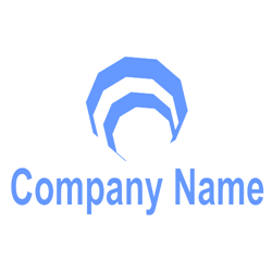 IT logo vector