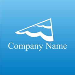 Logo roof vector
