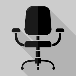 Chair vector