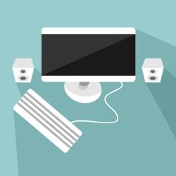 Desktop Vector