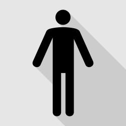 Icon of man