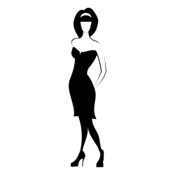 Woman vector