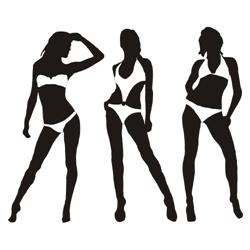 Bikini vector