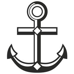 Anchor tatoo