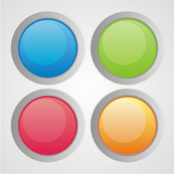 Button vector